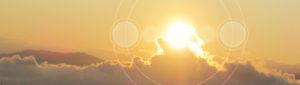 Sonne und Dreiklang